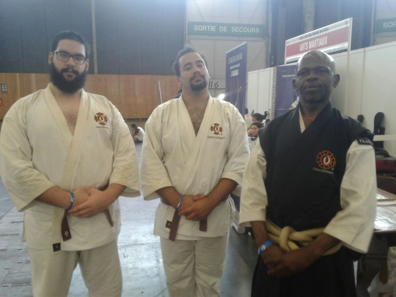 Japan expo 2017 shorinji kempo